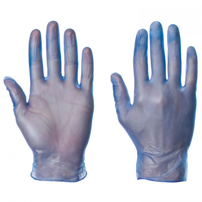 Black Nitrile Supertouch Disposable Gloves Latex Powder Free 100 Box,PPE