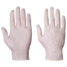 Supertouch Powdered Latex Gloves