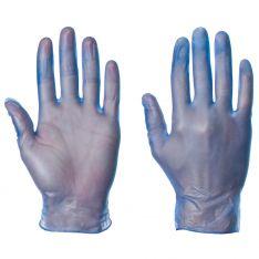 Supertouch Powdered Vinyl Gloves Bulk Pack