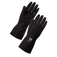Supertouch Heavyduty Latex Gloves