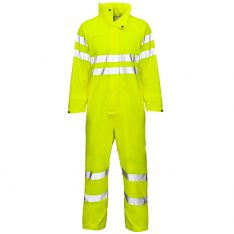 Storm-Flex® Hi Vis Yellow PU Coverall
