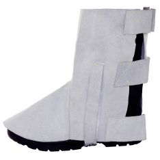 Leather Overshoes