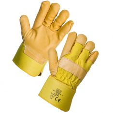 Supertouch Yellow Hide Rigger