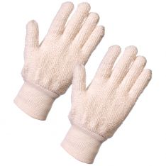 Supertouch Terry Cotton Gloves