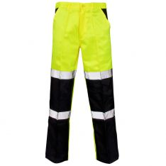 Supertouch Yellow Ballistic Trousers