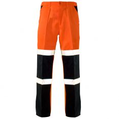 Supertouch Orange Ballistic Trousers