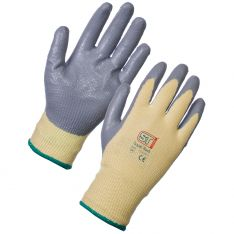 Supertouch Cut Resistant Super Rock Kevlar® Gloves