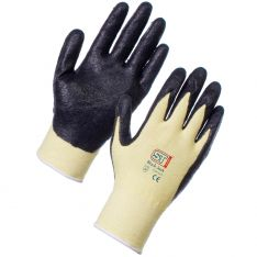Supertouch Kevlar® Black Jack Gloves
