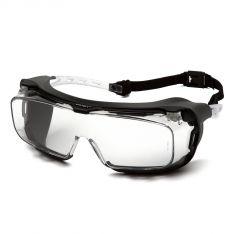Pyramex Cappture Anti-Fog Rubber Safety Goggle