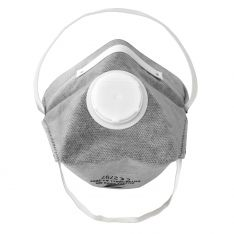 Supertouch FFP3 Carbon Activated Valved Mask