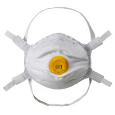 Supertouch FFP3 Valved Moulded Respirator