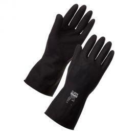 Supertouch Heavyduty Latex Gloves