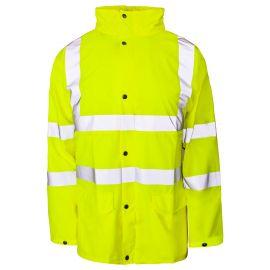 Storm-Flex® Hi Vis Yellow PU Jacket