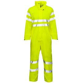 Storm-Flex® Hi Vis Yellow PU Coverall