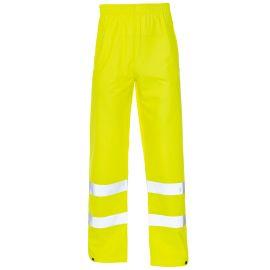 Storm-Flex® Yellow PU Trousers