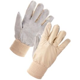 Supertouch Cotton Chrome Gloves