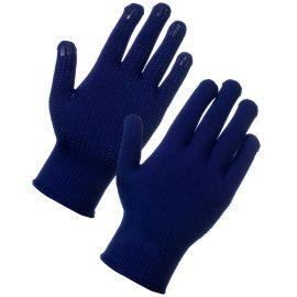 Supertouch PVC Dot Superthermal Gloves