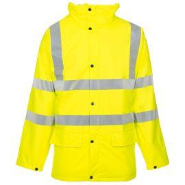 Storm-Flex® Hi Vis Yellow PU Padded Parka