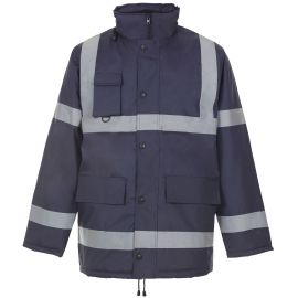 Supertouch Security Parka