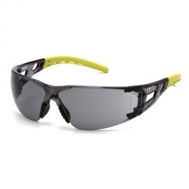 Pyramex Fyxate Grey Lens Anti-Fog Safety Spectacle