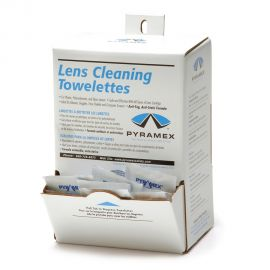 Pyramex Box of 100 Lens Cleaners