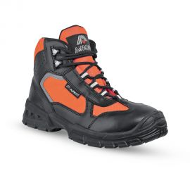Aimont Life Orange Hi-Vis S3 Safety Boot