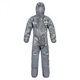 Lakeland® ChemMAX® 3 Grey Coverall with Hood