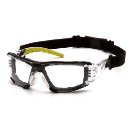 Pyramex Fyxate Padded Anti-Fog Safety Spectacle