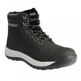 Supertouch XLP30 Steel Toe Cap S3 Black Safety Boot