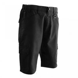 Black Combat Shorts