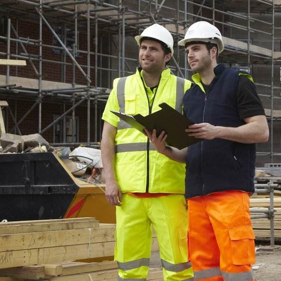 Workwear & High Visibility