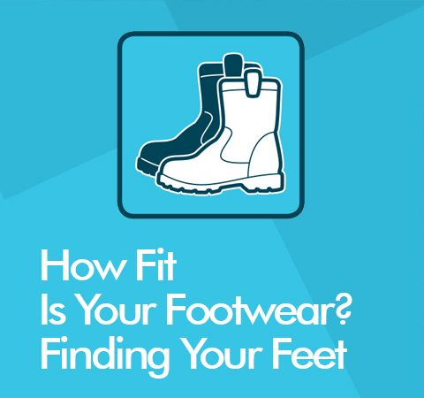 How To Choose The Right PPE - 02 Safety Footwear