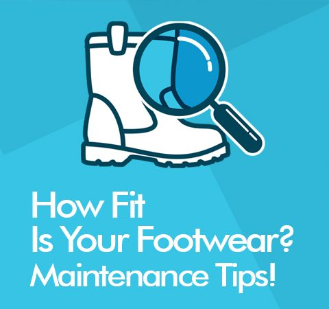 How To Maintain Safety Footwear
