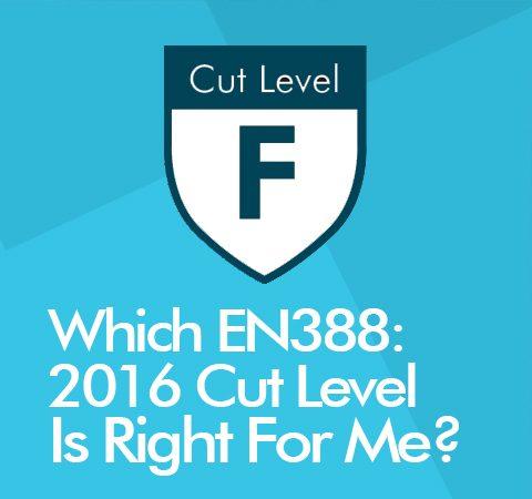 Which EN388 Cut level should you choose?