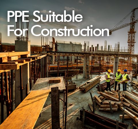 PPE Suitable For The Construction Industry
