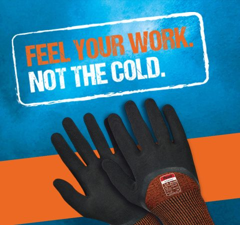 The Thinnest Ever Thermal Glove